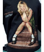 Deana Carter T Shirt Tee Black Heavy Cotton XL Country Music Tour - $23.23