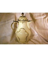 "Rosenthal Jennifer Coffee Pot Sann Souci Line 6 Cup 11"" Pattern 2472 - $103.94"