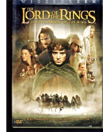 DVD -The Lord of the Rings:The Fellowship of the Ring -2-Disc Widescreen... - $8.50