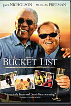 The Bucket List (DVD) - $4.95