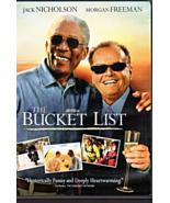 DVD - The Bucket List  - $10.00