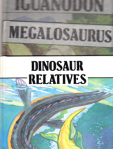 Dinosaurs - Megalosaurus, Iguanodon, & Dinosaur Relatives (3 Hardcover B... - $9.95