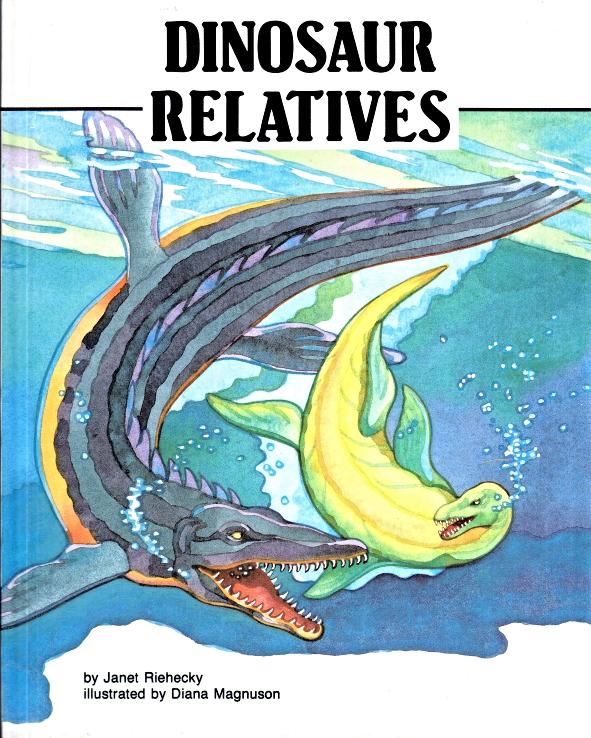 Dinosaurs - Megalosaurus, Iguanodon, & Dinosaur Relatives (3 Hardcover Books)