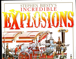 Stephen Biesty's Incredible Explosions by Richard Platt - $5.70
