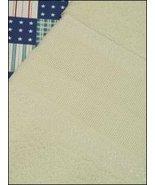 """Ecru 18"""" Deluxe Fingertip Towel 14ct 100% cotto... - $4.00"""