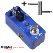 MOOER SOLO MICRO Pedal and PC-Z Jack Free Shipping - $70.00
