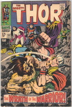 The Mighty Thor Comic Book #152 Marvel Comics 1968 VERY GOOD - $11.64