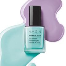 """Avon Nailwear Pro+ Nail Enamel """"Sea Breeze"""" - $4.25"""