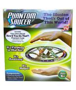 The Phantom Saucer Illusion, As Seen on TV - $5.99