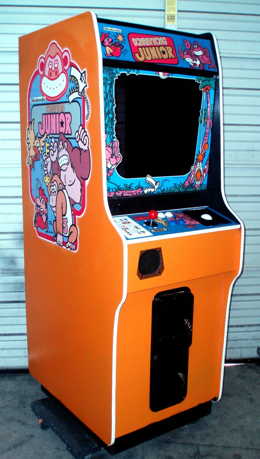 Donkey Kong Arcade Video Classics Multi Game Machine ...