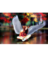 ARCHANGEL GABRIEL HARMONY RAY INNER STRENGH ,PEACE,COURAGE ENHANSING AND... - $120.00