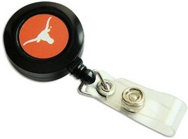 Ncaa Texas Longhorns Retractable Badge Reel Clip - $9.89