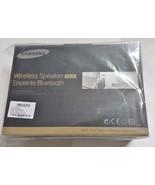 New Samsung Level Box Bluetooth Wireless Speaker SB330 - White - EO-SB33... - $99.99