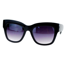 Womens Fashion Sunglasses Classic Thick Oversized Square Frame - $7.95