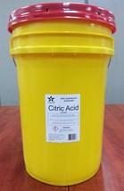 Citric Acid USP/Food Grade Organic 50 Lb Pail  - $84.15