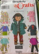 Simplicity doll pattern - $8.96