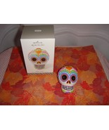 Hallmark 2014 Halloween Sweet Skull Ornament - $18.99