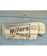 Fifth Wheel Custom Personalized Wood Sign Home ... - $65.00