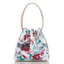 Brahmin Trina Shoulder Bag Turquoise Margaux - $313.82