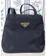 Italian Black New Pagani Shoulder Bag Handbag P... - $29.65