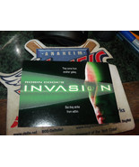 ROBIN COOK'S INVASION NBC PROMOTIONAL  UNUSED POSTCARD - $5.00