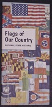 Flags of Our Country Nat'l State Historic Pledge of Allegiance - Humble ... - $14.85