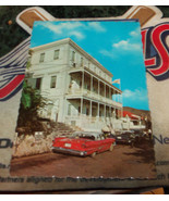SAINT THOMAS US VIRGIN ISLANDS GOVERNMENT HOUSE VINTAGE UNUSED POSTCARD - $6.80
