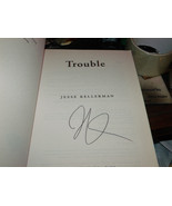 Trouble SIGNED by Jesse Kellerman 2007 ARC SOFTCOVER 1ST/1ST PROOF - $46.61