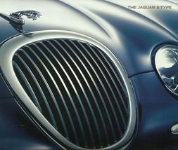 2000 Jaguar S-TYPE sales brochure catalog US 00 3.0 4.0 - $12.00