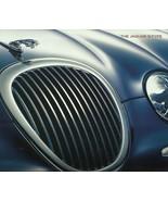 2000 Jaguar S-TYPE sales brochure catalog US 00 3.0 4.0 INTRO - $12.00