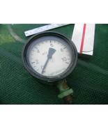 Vintage Russian Soviet USSR 1959 Pressure Gauge - $16.82