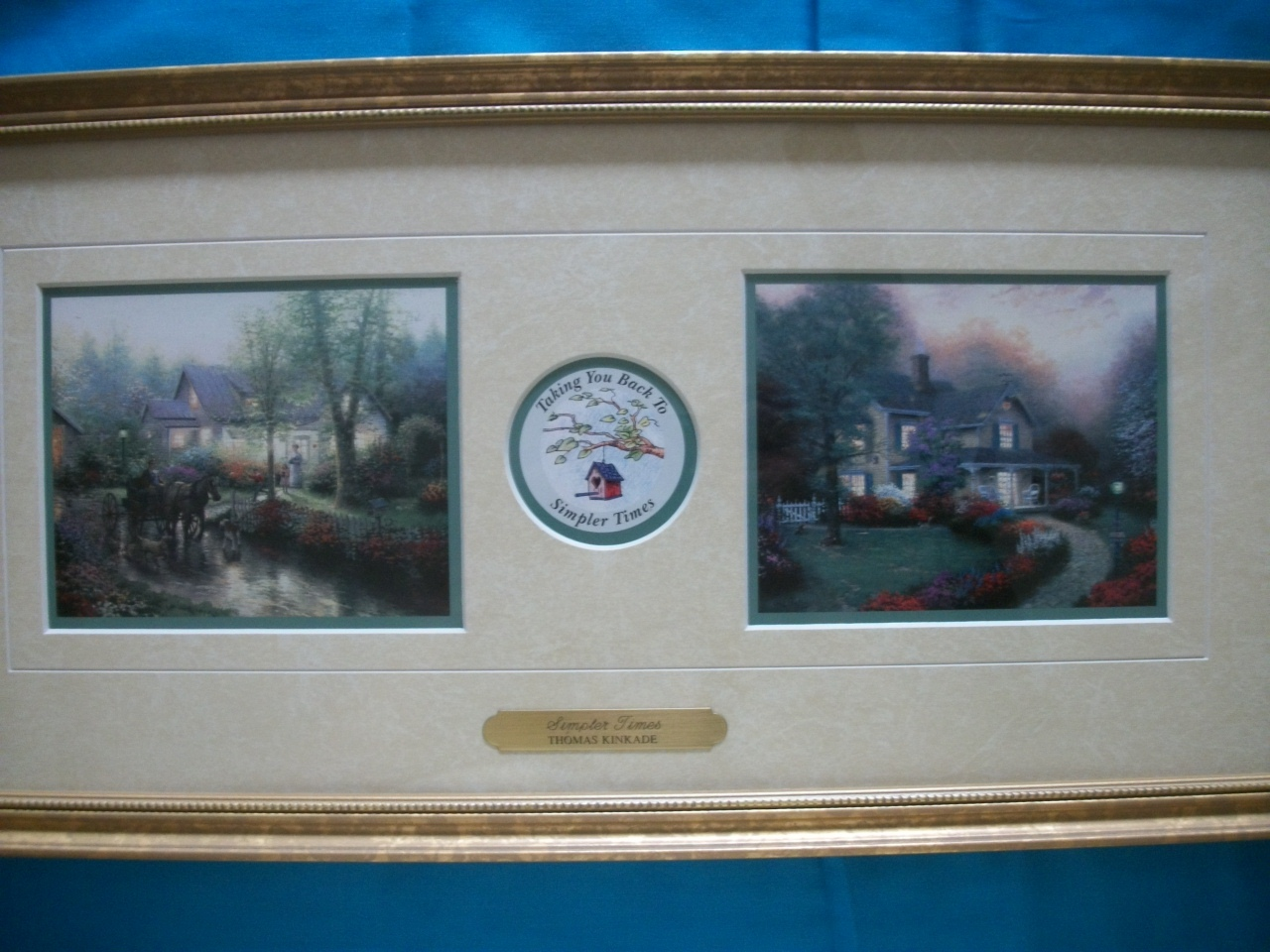 Thomas Kinkade-Paintings