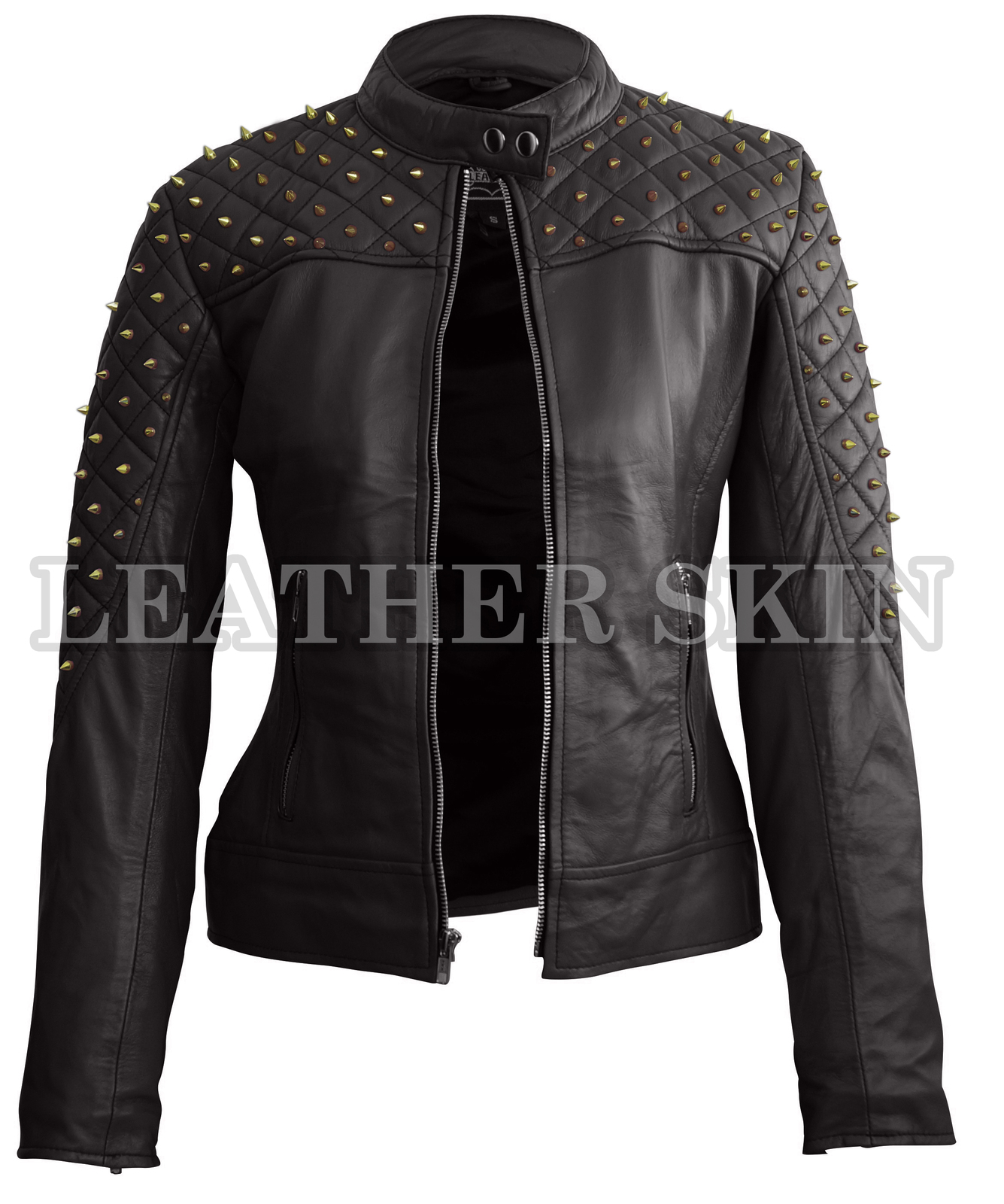 Studs for leather jacket