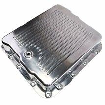 GM Turbo-Hydramatic 4L60 4L65E 4L70E Aluminum Transmission Pan w/ Gasket & Bolts image 2