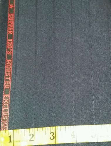 Super 120'S English Wool Suit Fabric 9.5 Yards top quality Suiting Free Shipping