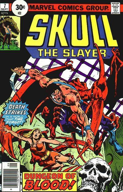 Skull the slayer  7