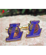 Laker gold cufflinks 01 thumbtall