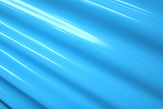 Thunderbox Glossy Turquoise PVC Titan Pouch Shorts S-M-L-XL image 2