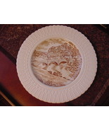 "Royal Cauldron England Ludlow Castle Dinham Bridge Plate 9 3/4"" - $13.00"