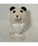 Beige Bear Hat for Children - Animal Hats - Small - $16.00