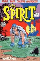 SPIRIT #55 (Kitchen Sink, 1983 Series) NM! - $1.50