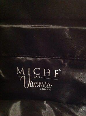 Miche Prima Shell Only Black/ Beige Vanessa