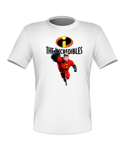 Very Nice Disney The Incredibles Movie T-shirt *NEW* Mr Incredible All S... - $9.99