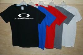 Oakley Sports Fashion Apparel T-SHIRT Free Shipping Nwot Buy 3 Get 1 Free - $13.06+