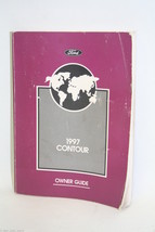 Ford Contour Owners Auto Manual 1997 - $9.89