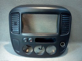 Ford Escape Radio Trim Dash Bezel 2001 2002 2003 2004 2005 2006 2007 - $94.04