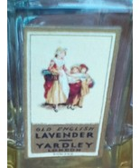 Perfume. Vintage Yardley London Old English Lavender Bottle and Box. G-273 - $18.00