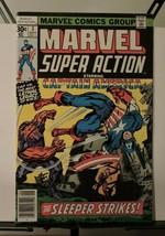 Marvel Super Action #3 sept 1977 - $3.70