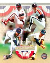 Nolan Ryan 1999 Hall Of Fame Vintage 8X10 Color Baseball Memorabilia Photo - $6.99