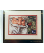 Dimensions SANTA'S SECRET Counted Cross-Stitch Kit - Brand New in Package! - €13,07 EUR